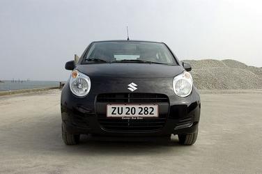 Suzukis discountcharmør