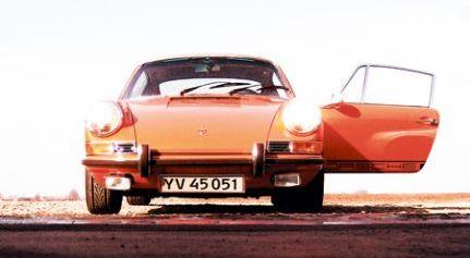 Paul Wilsons egen 911T fra 1969 - må få fingrene i en tilsvarende en skønne dag! (Foto - Paul Wilson)