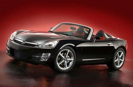 Opel GT - bilen der satte en stopper for feminiseringen af cabrioletkonceptet.