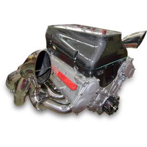Formel 1 V10-motor fra Ferraris 2002 sæson til kun 400.000 kroner - så er der dømt dørtræk for store drenge og jagerpiloter...