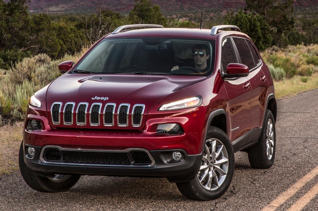 Den nye Jeep Cherokee 2014