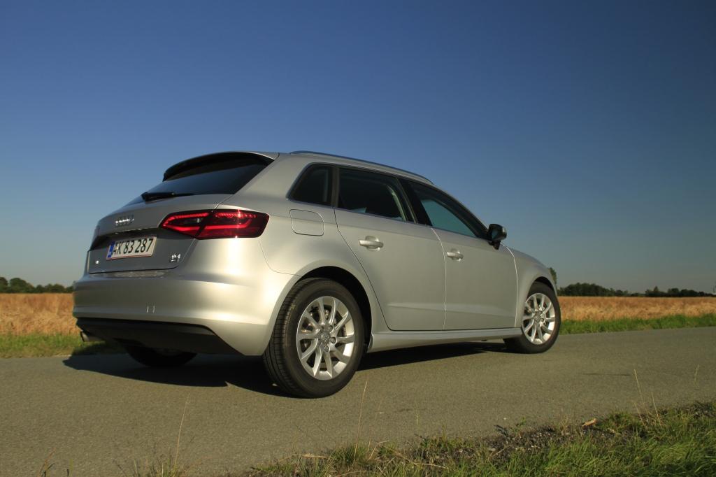 A3 Ultra er økonomisk, og de ekstra km/l giver den et større afgiftsfradrag, så det gør den samtidigt, til den billigste Audi A3.