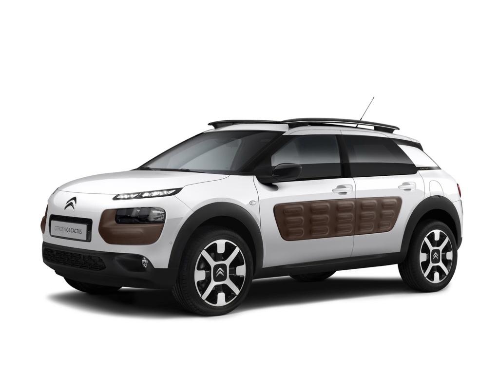 Modig, outreret, innovativ og anderledes. Citroën C4 Cactus relancerer kort sagt de klassiske Citroëndyder. PR-FOTO