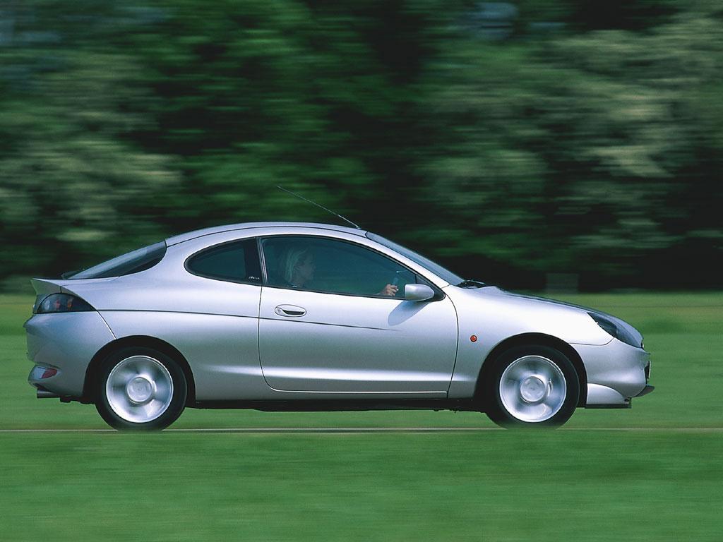 Den lille friske Ford er en oplagt bobbel, og den findes til markant mindre end 50.000 kr... MODELFOTO.