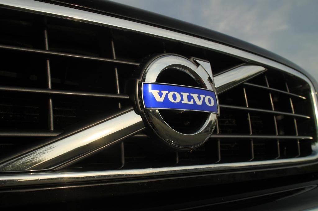 Verdens mest afvæbnende automobillogo - og det har tjent Volvo XC90 godt.