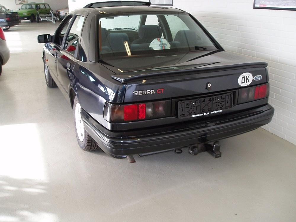Velholdt og fuldt udstyret - sådan en GT er den fornuftige bil at vælge, om man vil have en Sierra uden for mange problemer.