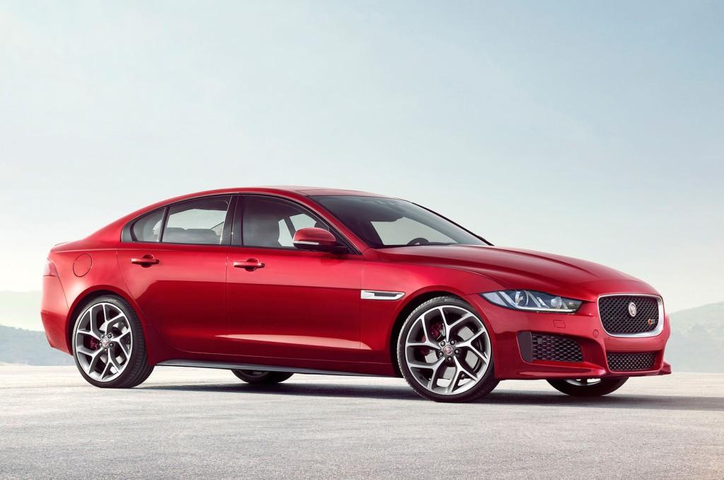 Jaguars BMW 3-serie dræber XE. Glæder mig til at se den i stål, glas og gummi.