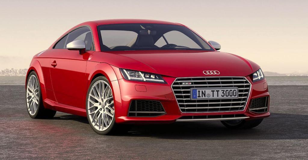 Top Gear lader sig blæse bagover af det digitale design indvendigt, og bilens mange gadgets...