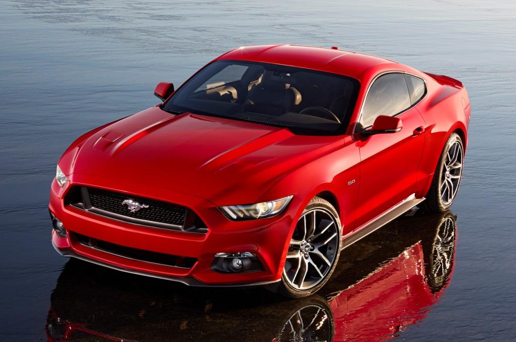 Den nye Ford Mustang lander i Danmark i løbet af i år, men bestiller du bilen i dag, får du den først leveret i starten af 2016.