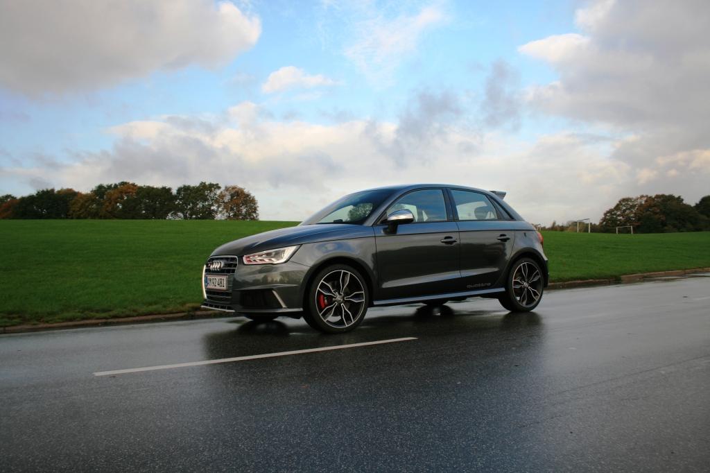 Audi S1 er Volkswagen-gruppens absolut mest underholdende GTI, og den der kommer nærmest originalen Golf GTI i rendyrket vildskab.