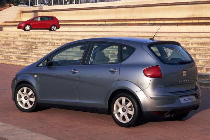 Designsproget var som Tango, men Altea var en MPV. Ikke nødvendigvis en biltype. man bygger et sexet bilmærke på.