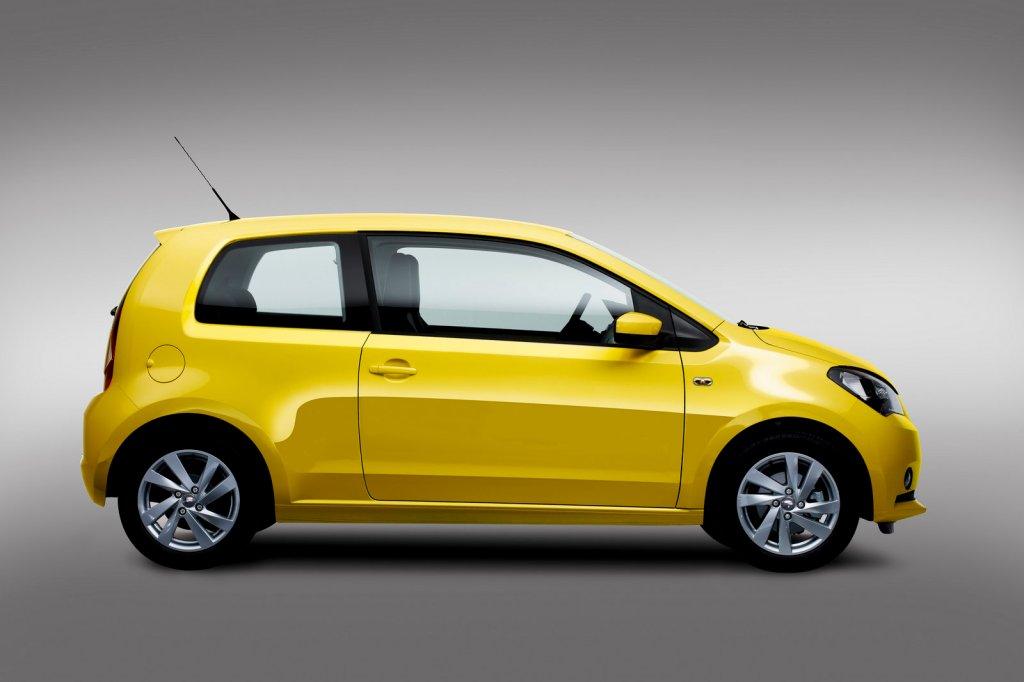 Seat Mii er søstermodel til Volkswagen Up. Men den er kun marginalt billigere, og så vælge de fleste en Up istedet.