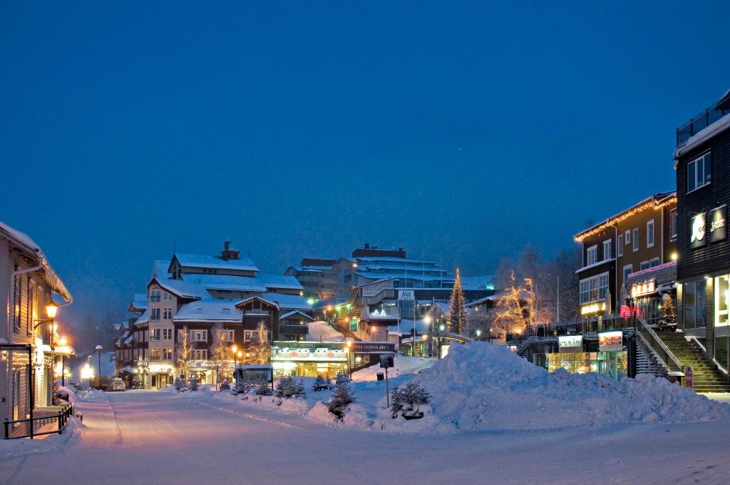 Åre byder på meget mere end godt skiløb. Den er også ved at blive Sveriges gastro-hovedstad.