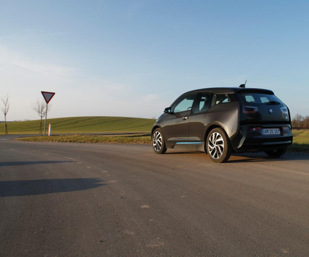 BMW i3REX er el-bilen jeg ville køre mod solnedgangen i, hvis jeg skulle vælge blandt det nuværende felt af el-biler...