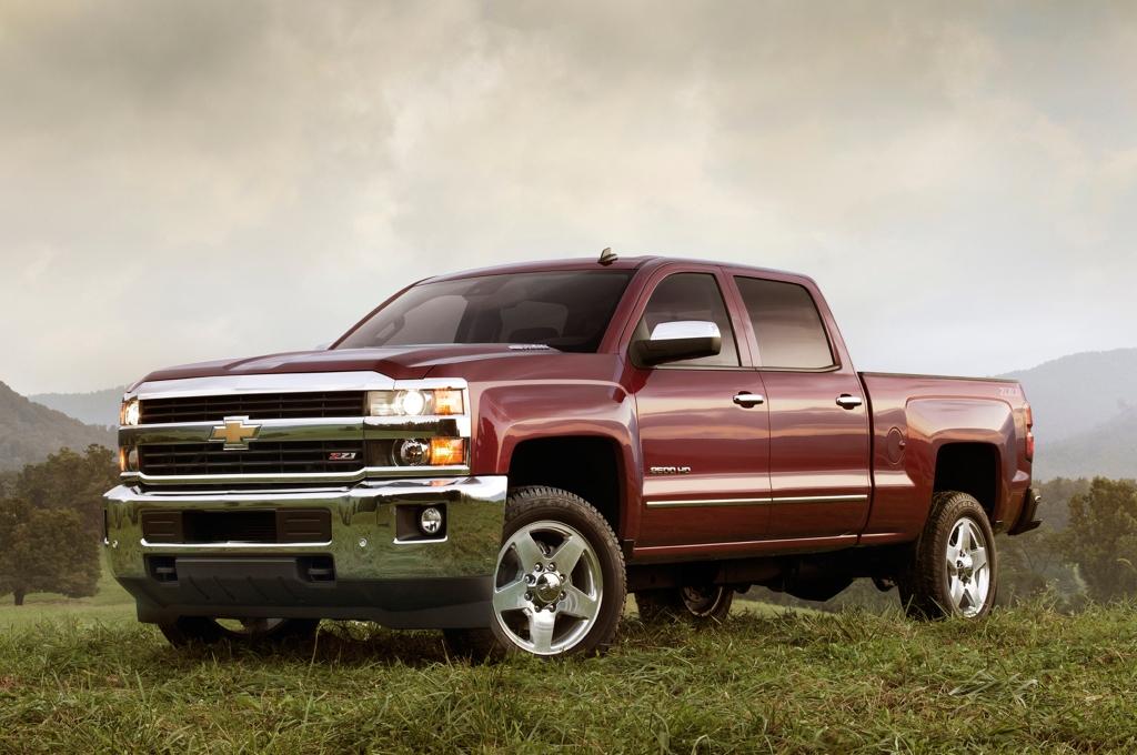 Chevrolets Silverado har længe været hovedkonkurrenten til Fords F-serie. (PR FOTO)