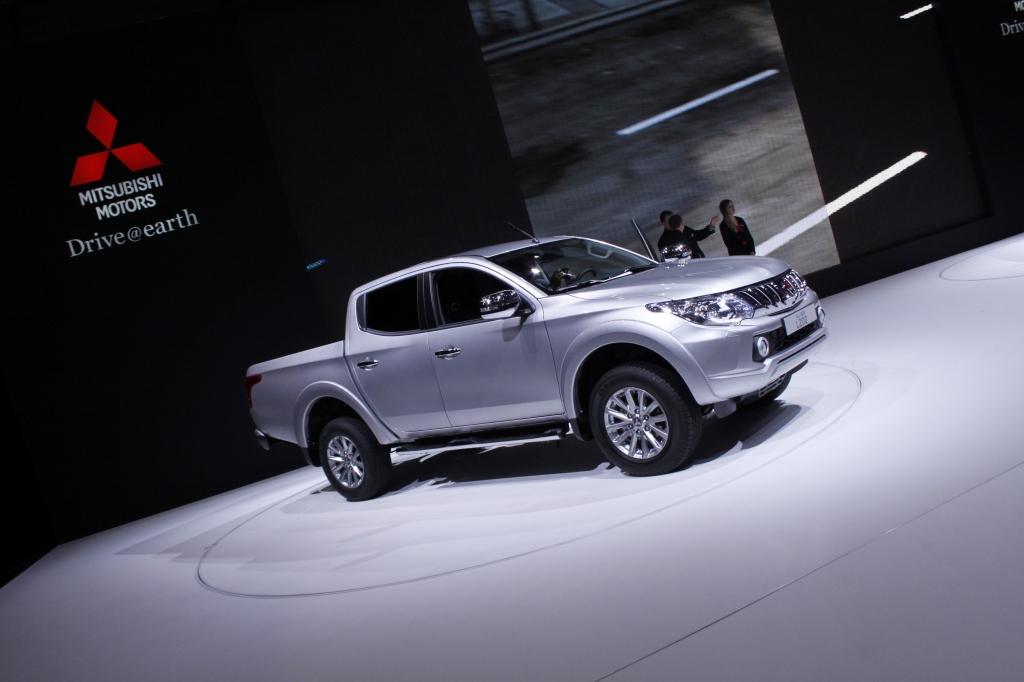 ÅRETS BONDEMANDSMOBIL: Mitsubishi lancerer en ny L200 med masser af landmandsappeal!