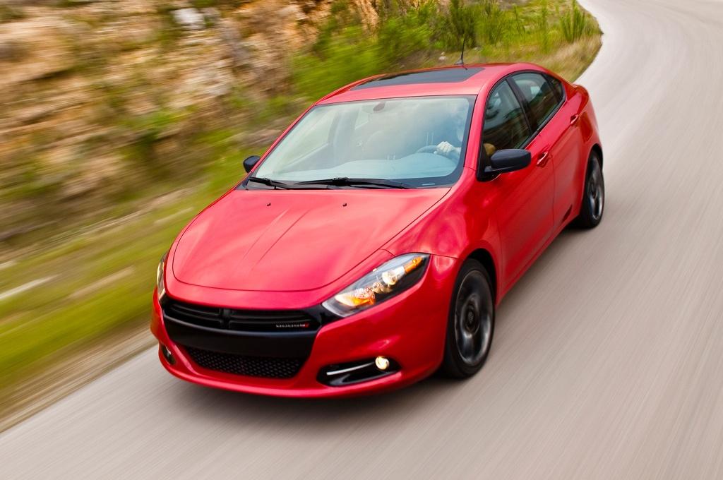 Dodge Dart ville være bilen, som man rent faktisk kunne sælge i Europa.