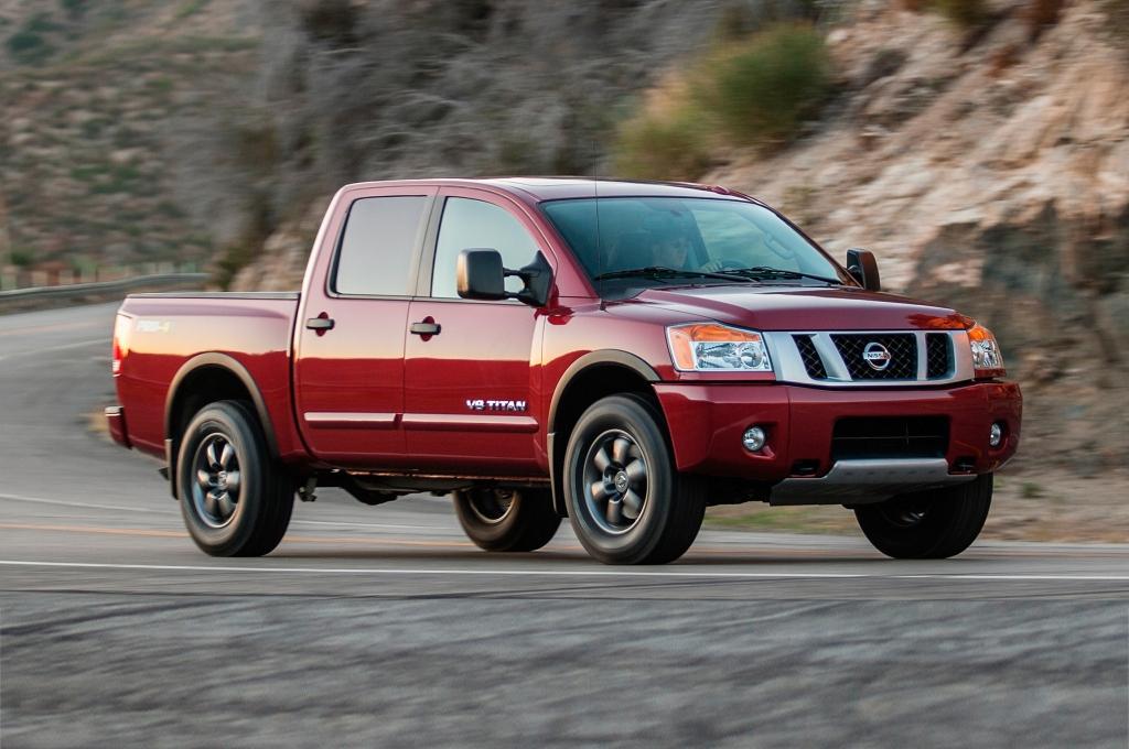 Den nuværende Nissan Titan synger på sidste vers. Med en ny på vej i 2016, er den i min optik den fattigste af de seks store trucks i USA lige nu.