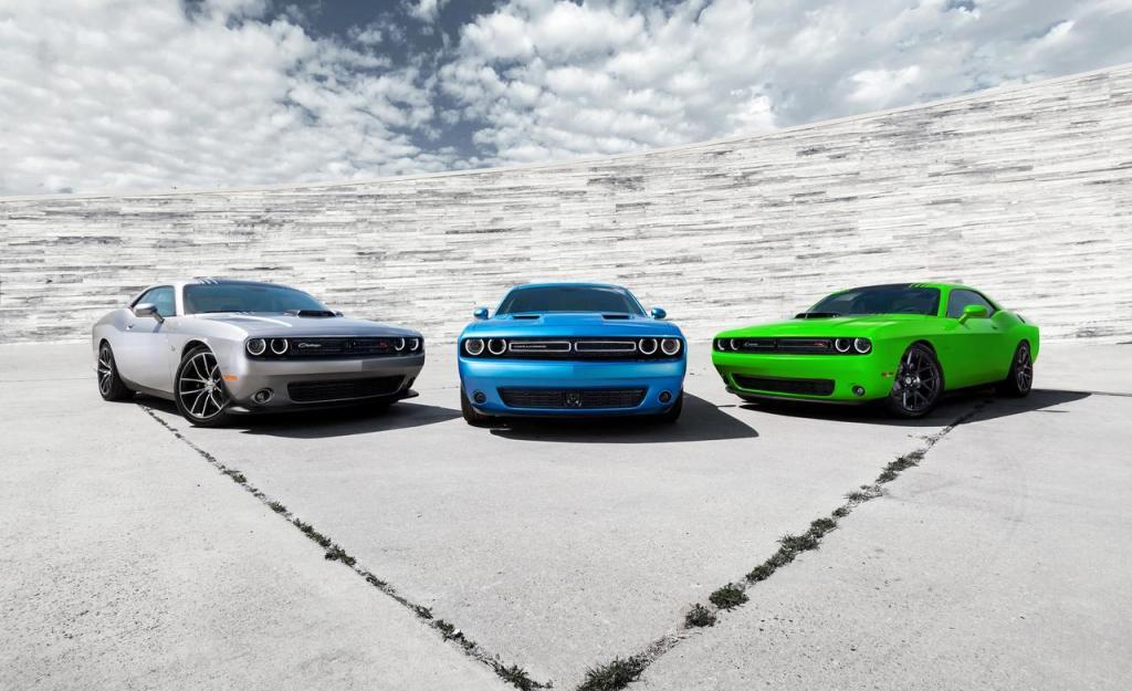 Freaking awesome - som amerikanerne ville sige. Jeg er vild med Challengeren!