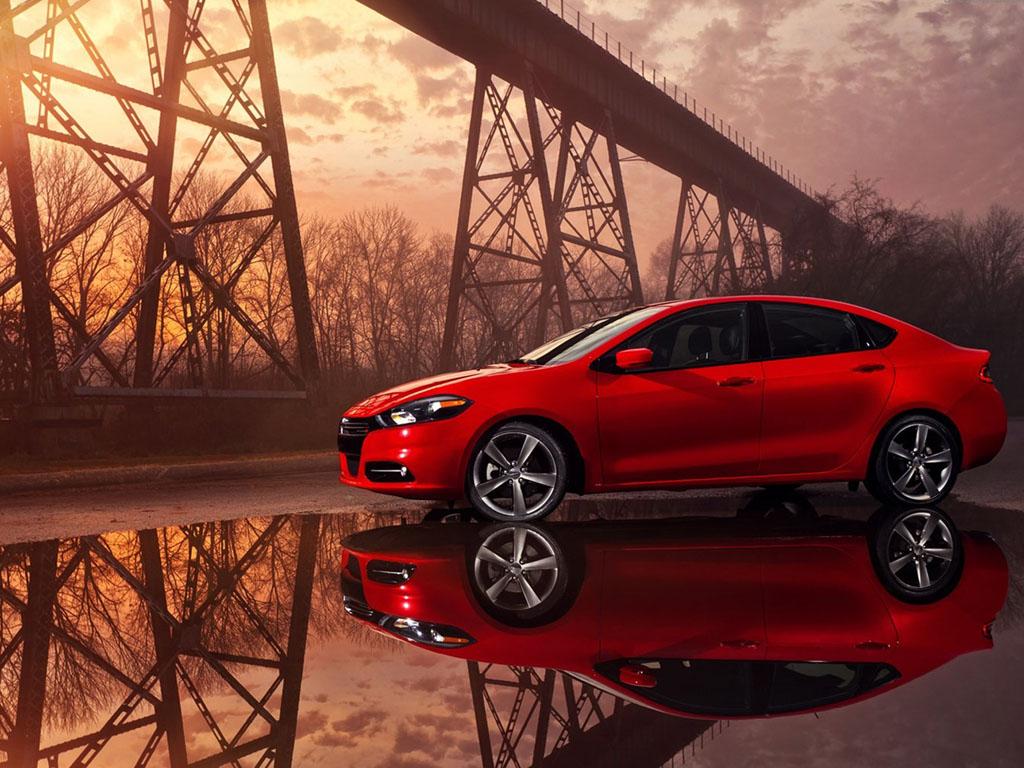 Ved godt lyssætning kan gøre meget. Men til dem der finder Golf for kedelig, Focus for almindelig og Audi A3 for snobbet, der er Dodge Dart et godt bud...