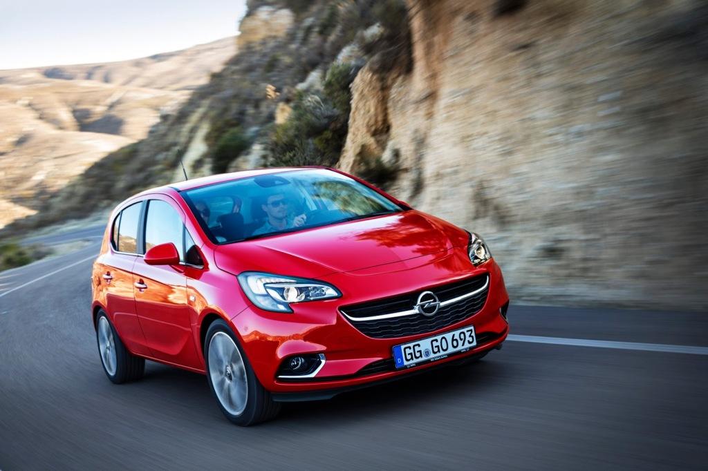 Opel Corsa er den voksne minibil.