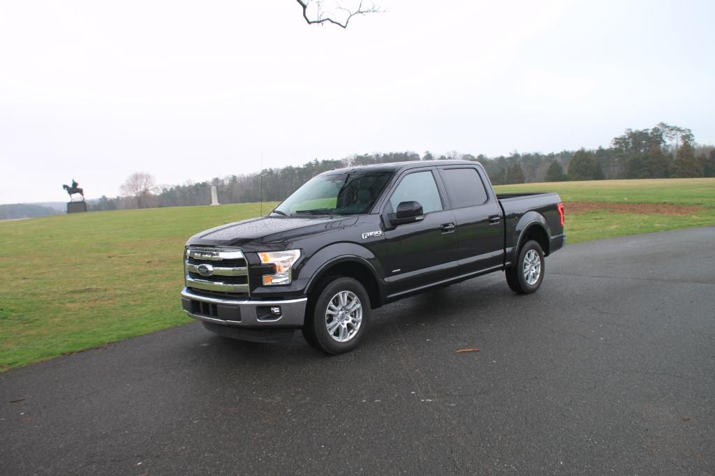Gennem 33 år har Fords F-serie pick-up været USAs mest solgte bil. Yup - du læste rigtigt - 33 ÅR!!!
