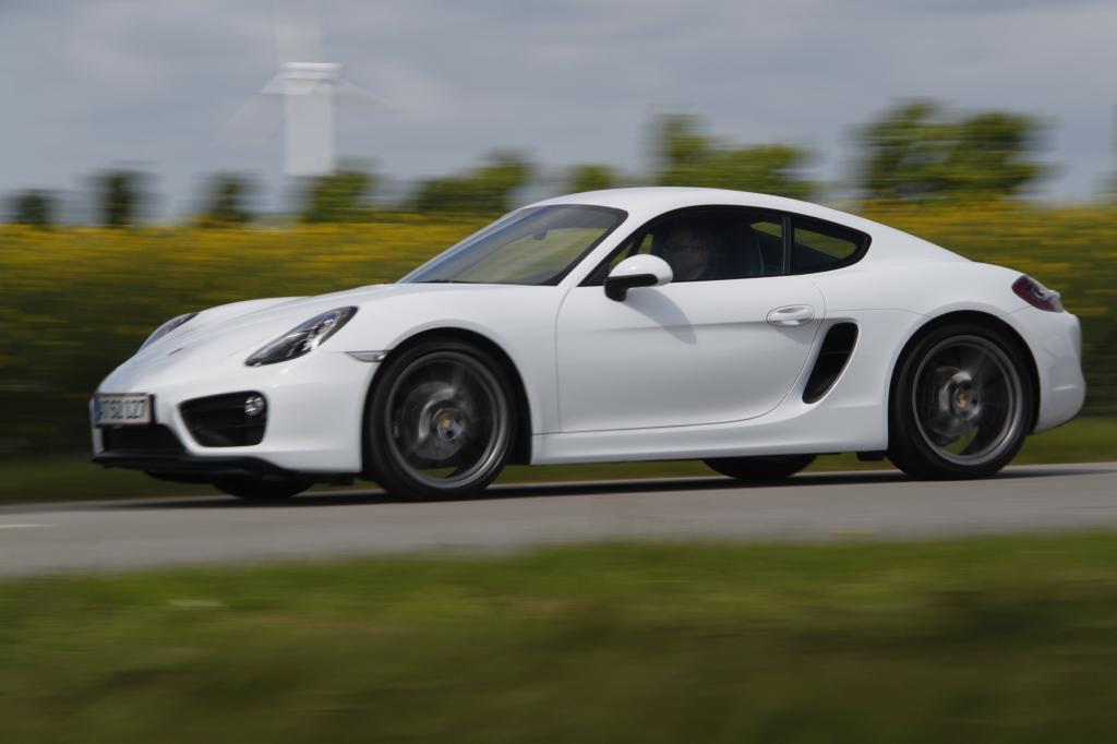En Porsche Cayman bliver over 100.000 kr. billigere. HURRA - øhhhh - bortset fra, at stort set ingen længere køber en Cayman. De flexleases, og dermed er afgiften i forvejen barberet ned til et minimum.