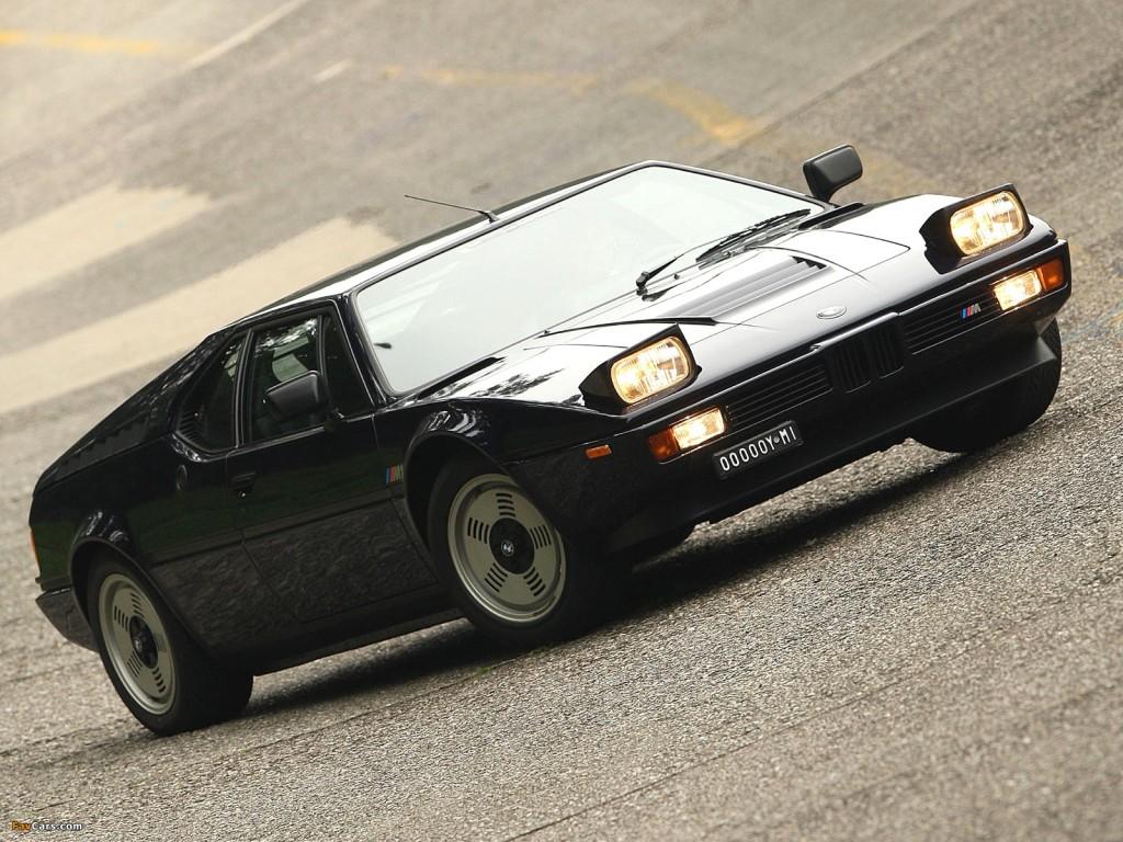 BMW M1 er en af de mere oversete superbiler fra 1970erne, men den er tæt på at være min favorit. Kombinationen af italiensk design og tysk teknologi går lige i min automobiltrusse - om man så kan sige.