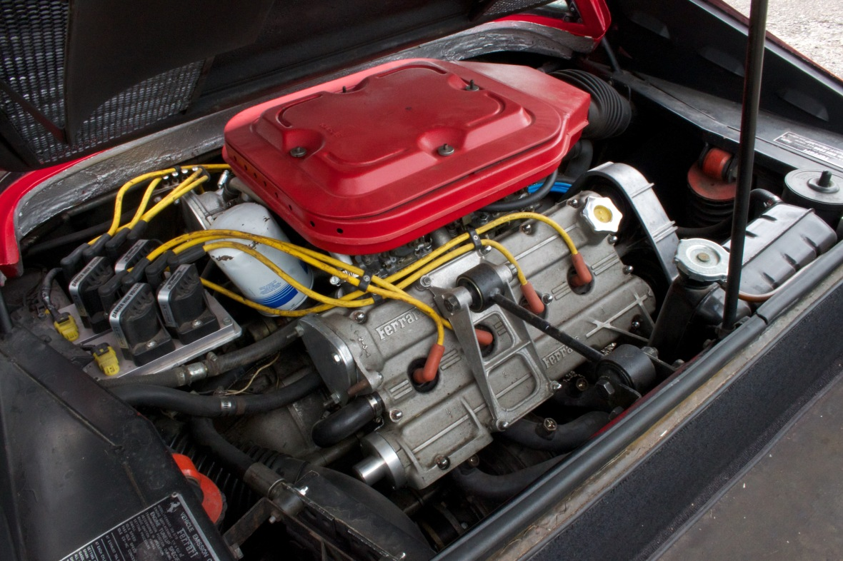 Klassisk Ferrari-mekanik kan være kostbar at holde kørende. Men en V8er er altid lettere end en V12. Særligt når de er Made in Italy.