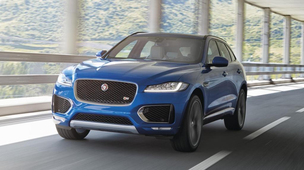 Den kører sikkert fremragende, men skal en engelsk SUV ikke komme fra Range Rover eller Land Rover?