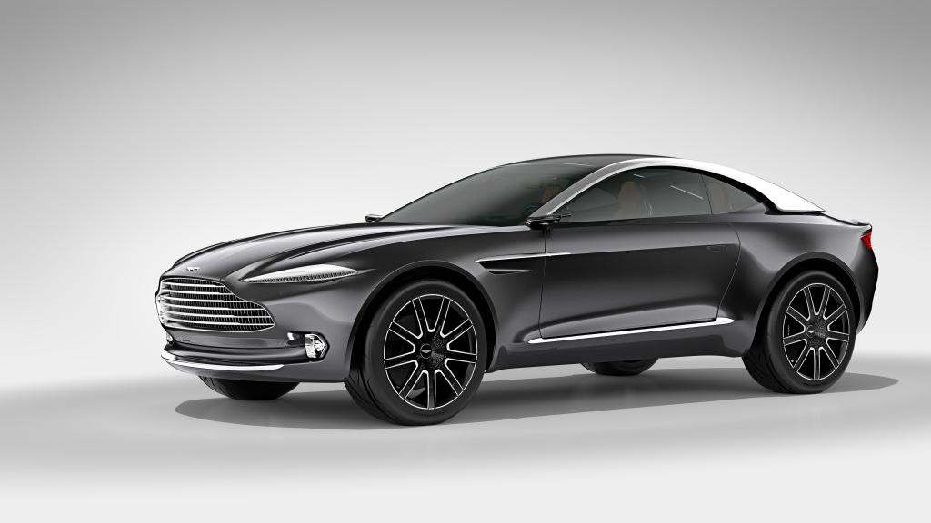 I 2018 lancerer Aston Martin en SUV-Coupe, og hvorfor ikke? Jeg er ikke begejstret for ideen, da jeg finder modeltypen grovkornet og dum. Men kan englænderne lave penge på det projekt, vil det gøre deres rendyrkede sportsvogne endnu bedre. Så vil jeg elske den, som jeg har lært at elske Porsche Cayenne.