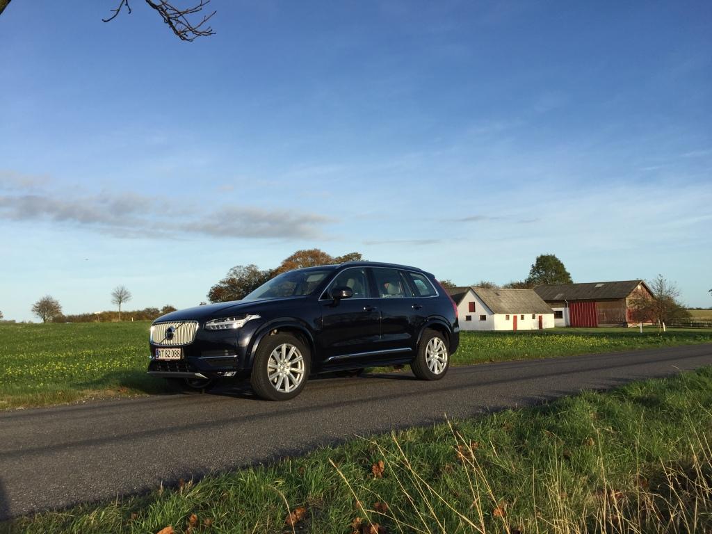 Volvo XC90 D5 er modellen jeg ville vælge. Når nu man ikke kan få en fem-cylindret længere.