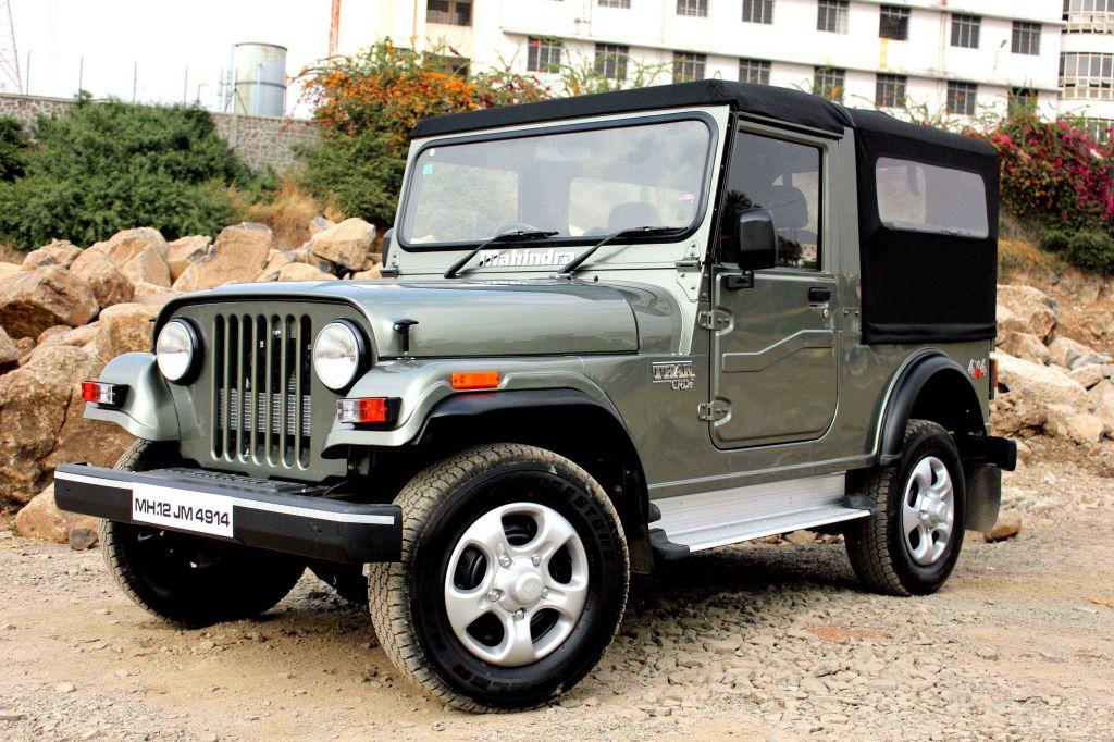 Mahindra har ikke formået at forpurre den licensproducerede Jeep der hos inderne hedder Thah. Men derfra er det gået ned ad bakke.