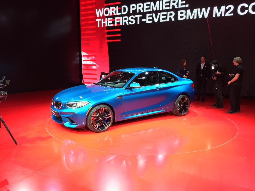 BMW's nye junior M-model får 360 hk. Ja tak!