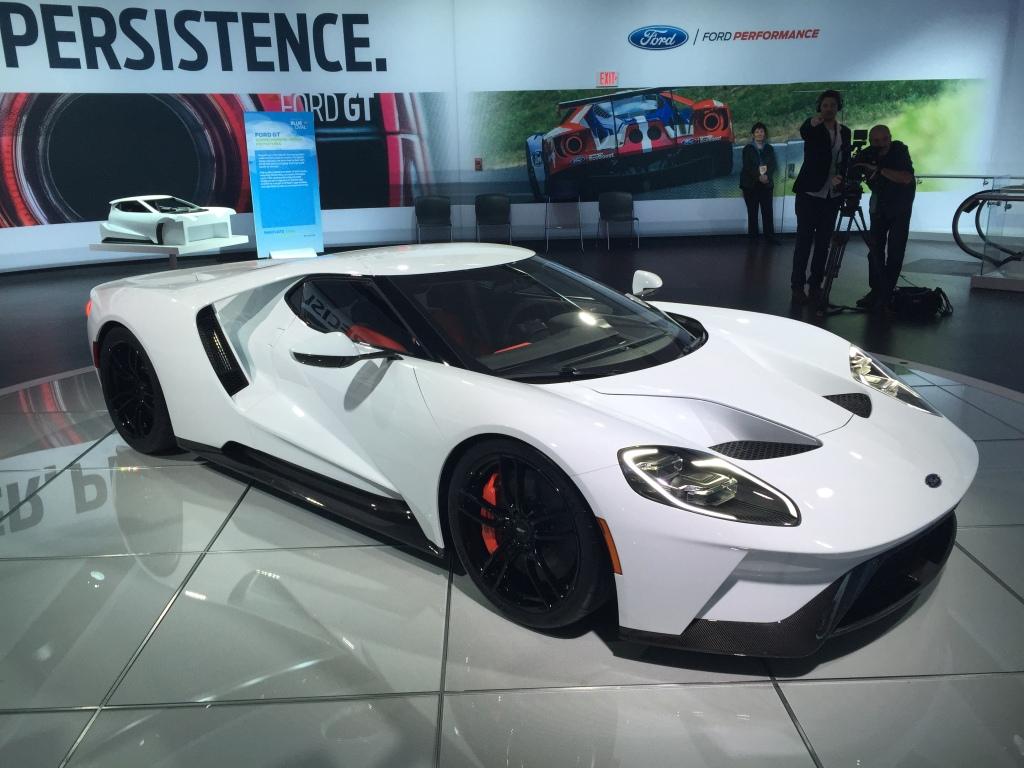Fors nye supersportsvogn, der skal dyste på Le Mans til sommer.