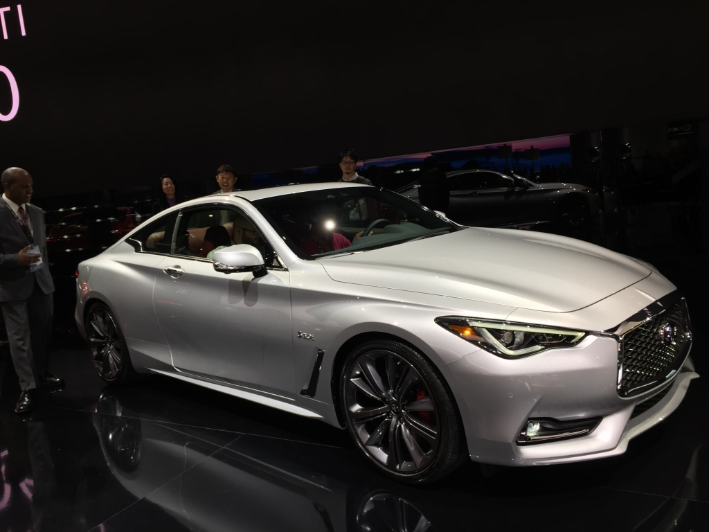 Infinity er Nissans amerikanske luksusmærke.