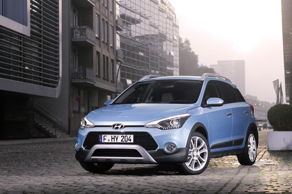 Ny Hyundai i20 Active Cross får offroad-look for alle pengene, men forvent ikke den krydser den lokale vademose...