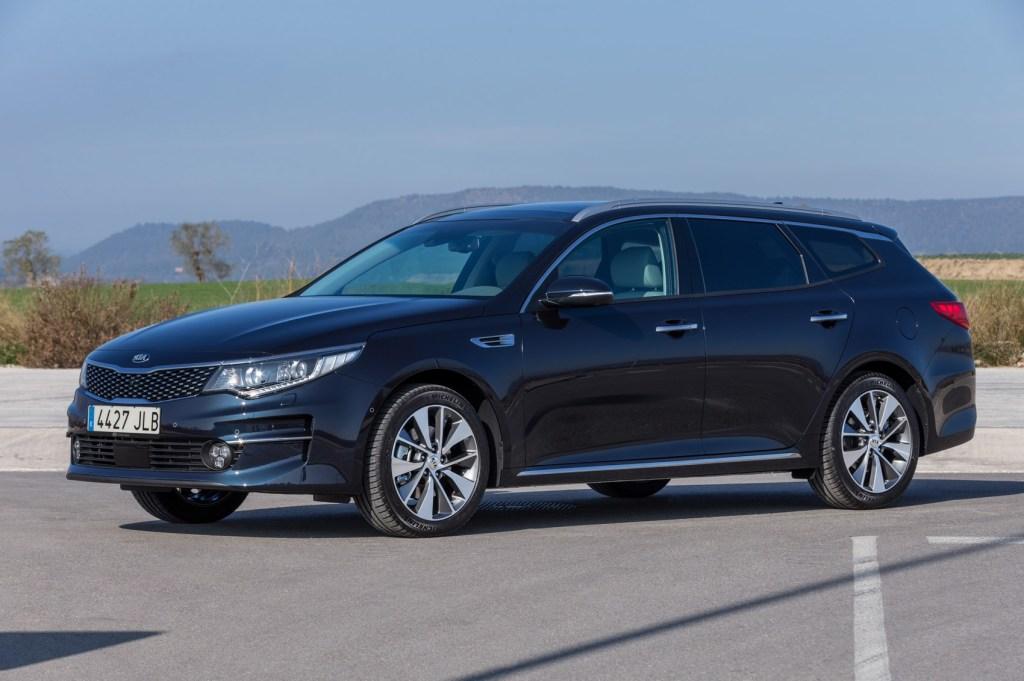 Kia Optima vil som stationcar havde markant bedre odds mod Mondeo og Volkswagen Passat end sedan-modellen som europæerne aldrig rigtigt er faldet for.
