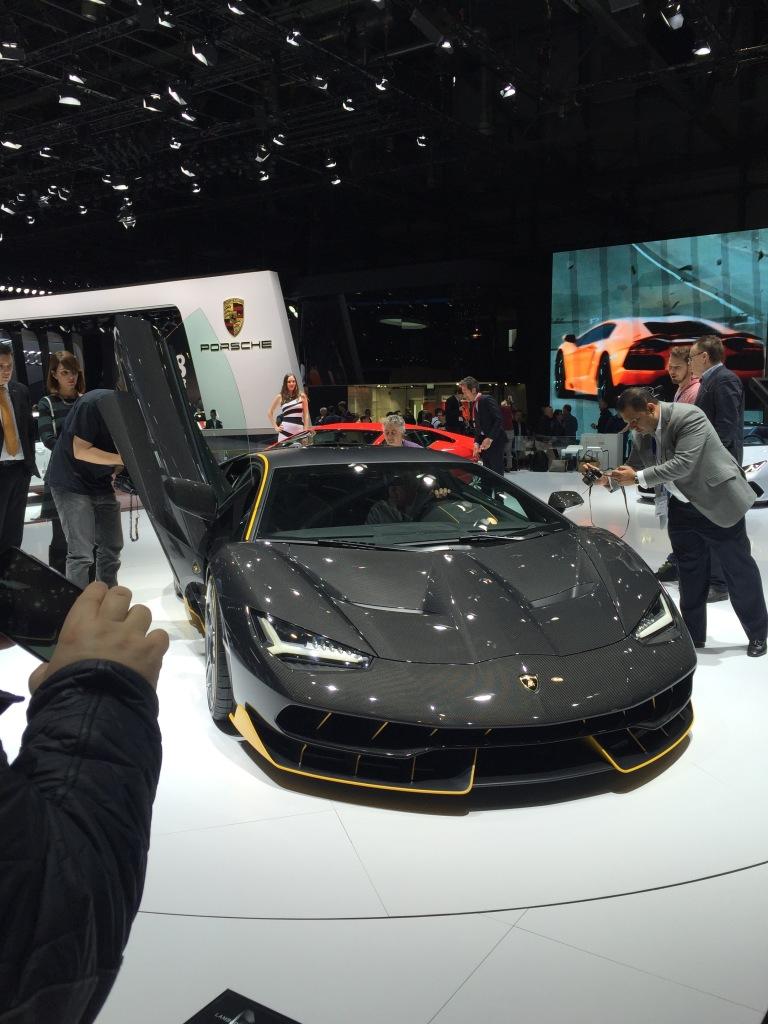 Sådan fejrer Lamborghini 100 året for grundlæggeren.