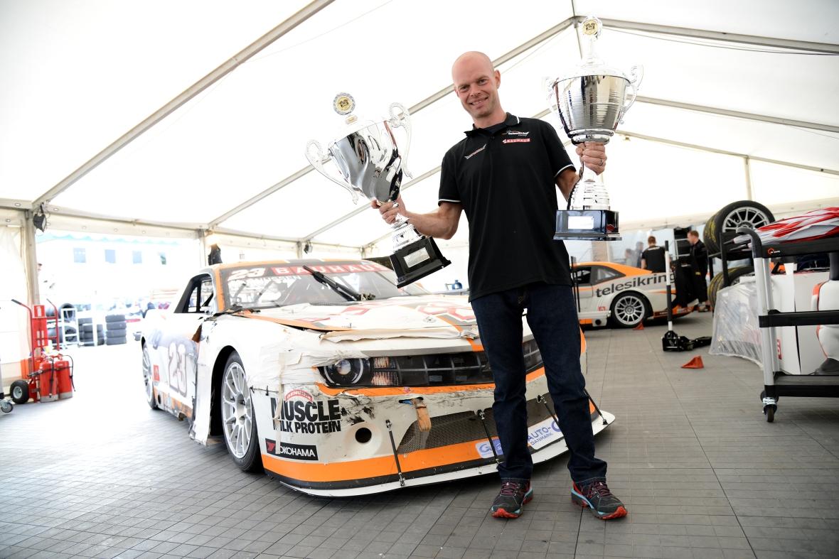 Jan Magnussen har stort set kørt alt – og vundet det meste.