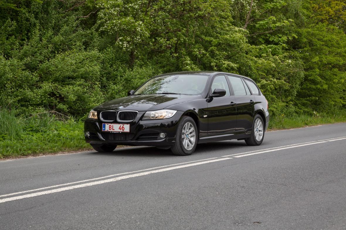 BMW 3-serie er bare sjovere at køre end de andre. Og du får samtidigt en rigtig luksusbil for en pris, der ikke er synderligt højere end den på Avensis eller Qashqai, så den er min vinder. (FOTO: Karsten Lemche)