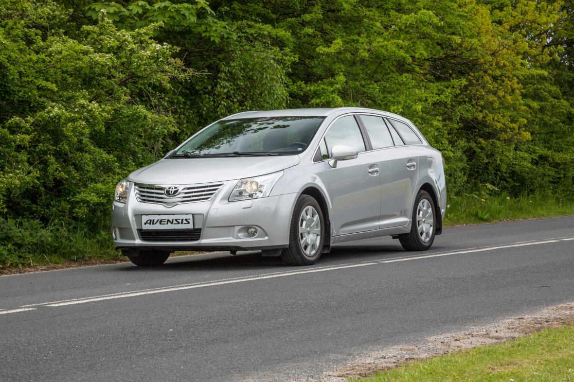 Toyota Avensis er tæt på fejlfri, og det gør den til et fremragende brugtbilsvalg. (FOTO: Karsten Lemche)
