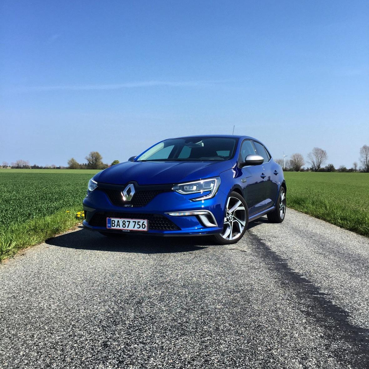 Den nye Renault Megane skuffede mig i udgangspunktet. Men GT-udgaven tager revanche, ved at addressere en del af mine kritikpunkter.
