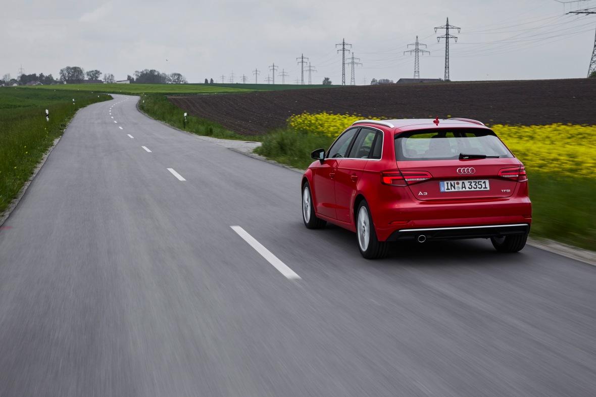 Audi A3 har fået en 3-cylindret turbobenzinmotor på 1,0 liter, og den er fremragende.