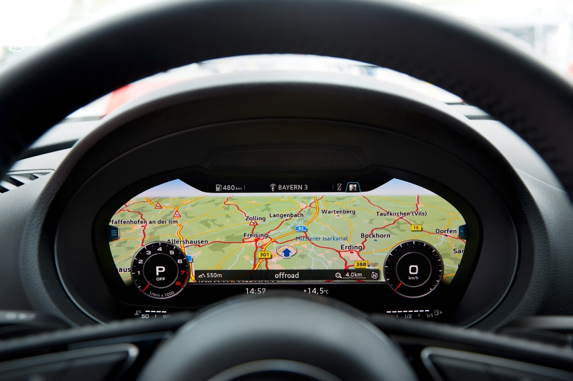 Virtual Cockpit er bilbranchens fedeste interiør-løsning, og her er Audi i særklasse de bedste.