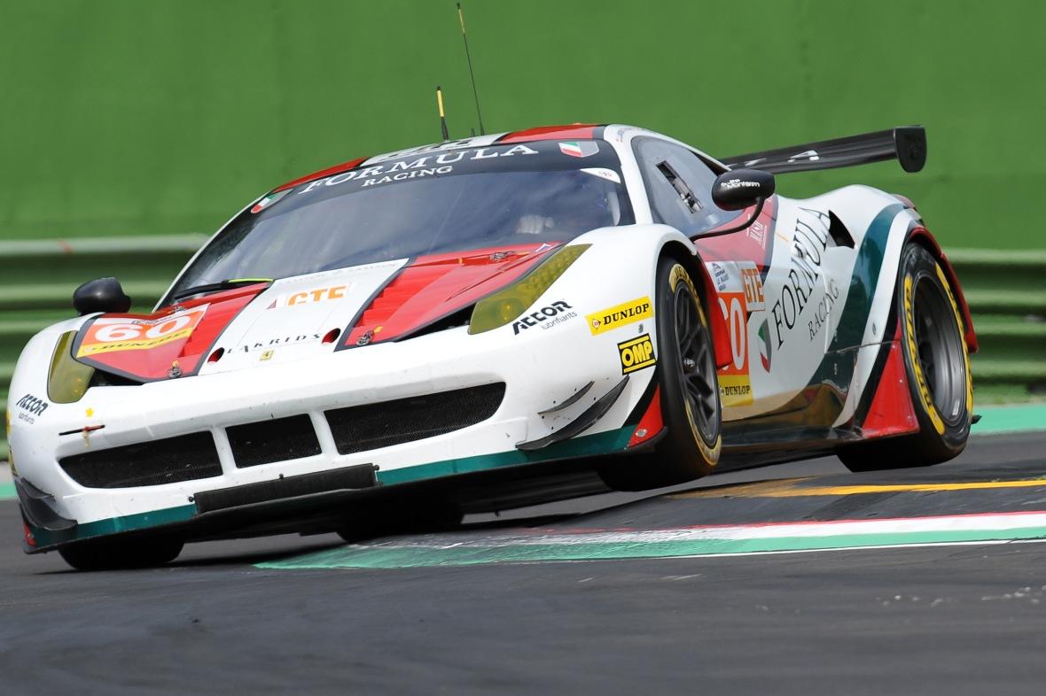 Formula Racing stiller med et rent dansk hold, og de bliver spændende at følge i GTE Am klassen.