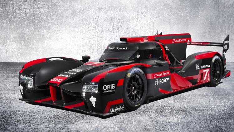 Audis Le Mans racer var ikke helt på niveau med Porsches og Toyotas, men hvad værre var, så lignede de en designblunder.