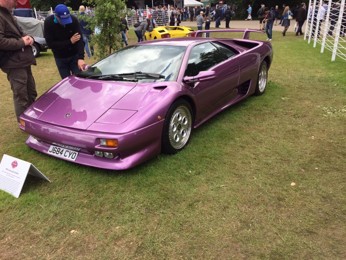 Lamborghini Diablo var vitterligt djævlen selv, da den blev lanceret.