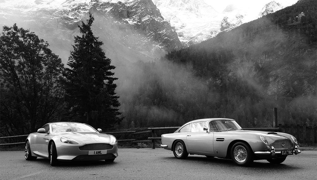 Ny eller gammel – Aston Martin har i generationer lavet nogle af verdens allersmukkeste biler.