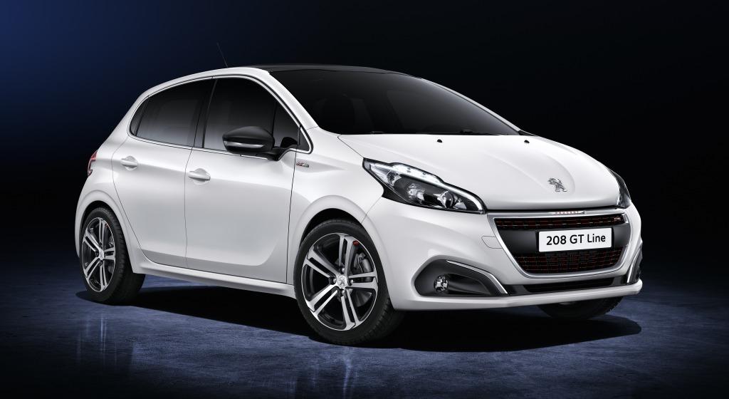 Sådan ser en publikumsfavorit ud, og meget skal gå galt for Peugeot, hvis ikke 208 ender som bilårets 2016s mest solgte bil.